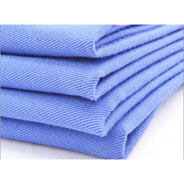 Textile Cotton Polyester Blend Woven Dyed Shirting Fabric